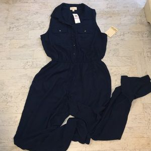Trendy Jumpsuit with Pockets